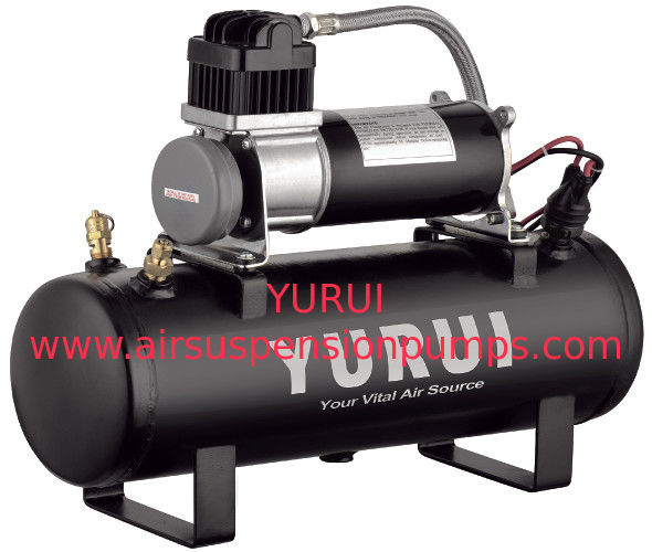 Portable Air Compression Tank 1.5 Gallon Vehicle Air Compressors