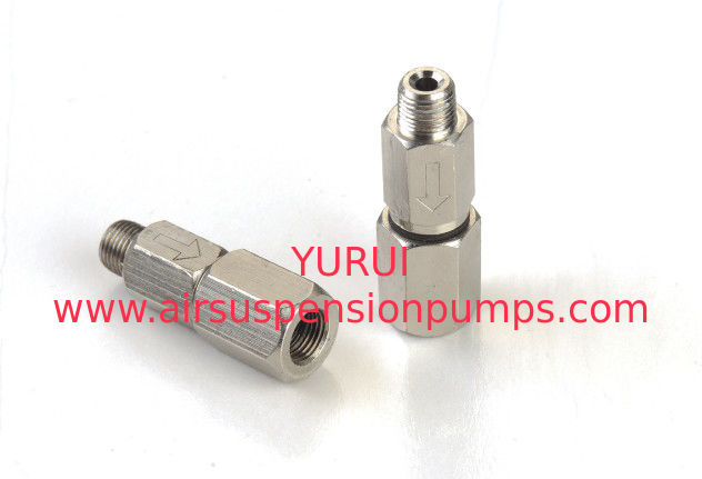 OEM Air Compressor Parts Check Valve 9210-9211 , Pneumatic Accessories