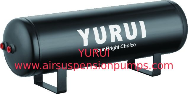 Yurui 9006 Housing Horizontal Steel compressed air tank 200psi 2.5 gallon air tank