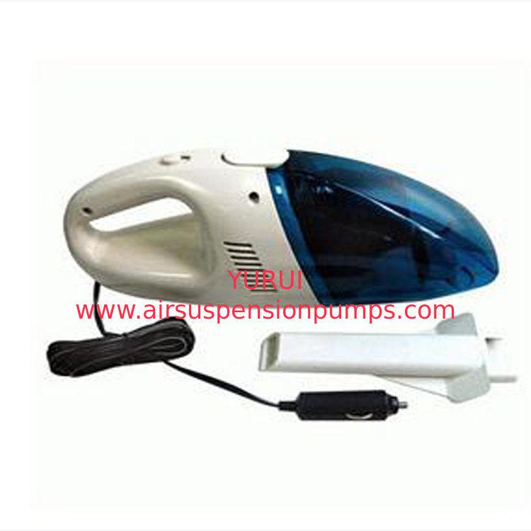 Blue Color Professional Car Vacuum Cleaner Rechargeable Plastic Material